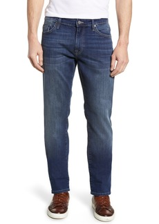 Mavi Jeans Marcus Slim Straight Leg Jeans (Dark Brushed Williamsburg)