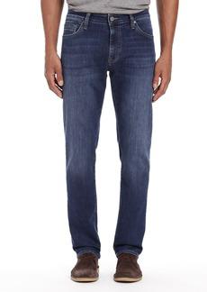 Mavi Jeans Marcus Slim Straight Leg Jeans (Dark Indigo Williamsburg)