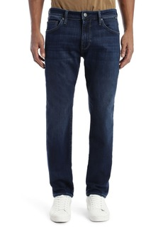 Mavi Jeans Marcus Slim Straight Leg Jeans (Dark Blue Supermove)