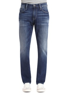 Mavi Jeans Marcus Slim Straight Leg Jeans (Dark Blue Williamsburg)