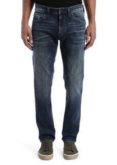 Mavi Jeans Marcus Slim Straight Leg Jeans (Dark Foggy Authentic Vintage)
