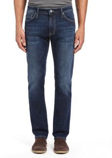 Mavi Jeans Marcus Slim Straight Leg Jeans (Deep Brushed Cashmere)