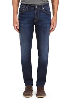 Mavi Jeans Marcus Slim Straight Leg Jeans (Deep Soft Move)