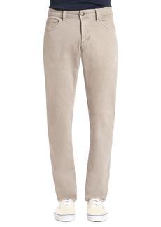 Mavi Jeans Marcus Slim Straight Leg Jeans (Stone Washed)