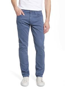 Mavi Jeans Marcus Slim Straight Leg Jeans (Vintage Indigo Sateen Twill)