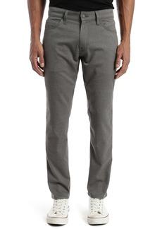 Mavi Jeans Marcus Slim Straight Leg Pants (Grey Feather Tweed)