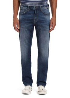 Mavi Jeans Matt Relaxed Fit Jeans (Dark Brushed Organic Move)