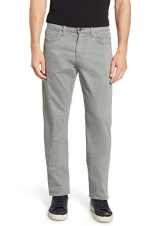 Mavi Jeans Matt Relaxed Fit Jeans (Grey Twill)