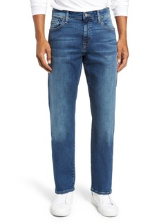 Mavi Jeans Matt Relaxed Fit Jeans (Mid Brushed Cashmere)