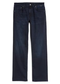 Mavi Jeans Men's Matt Relaxed Fit Jeans (Ink Foggy Memphis)