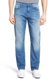Mavi Jeans Myles Straight Leg Jeans (Mid Blue Portland)