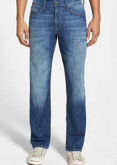 Mavi Jeans 'Myles' Straight Leg Jeans (Mid Yaletown) (Regular & Tall)