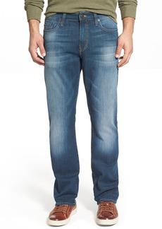Mavi Jeans Myles Straight Leg Jeans (Shaded Williamsburg)