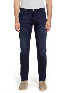 Mavi Jeans Zach Modern Straight Leg Jeans (Ink Foggy)