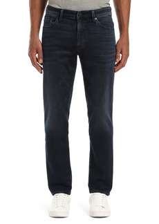Mavi Jeans Zach Straight Fit Jeans (Blue Black Athletic)
