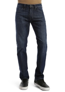 Mavi Jeans Zach Straight Fit Jeans (Indigo Brushed Maui)