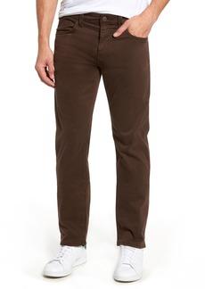Mavi Jeans Zach Straight Fit Twill Pants (Coffee Bean Twill)