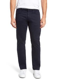 Mavi Jeans Zach Straight Fit Twill Pants (Dark Navy Twill)