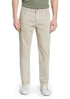 Mavi Jeans Zach Straight Leg Jeans (Beige Comfort)