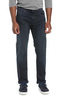 Mavi Jeans Zach Straight Leg Jeans (Blue Black Reversed)