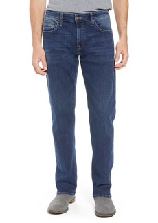 Mavi Jeans Zach Straight Leg Jeans (Dark Blue Williamsburg)