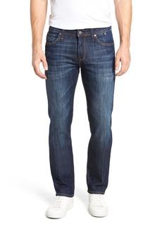 Mavi Jeans Zach Straight Leg Jeans (Dark Maui)