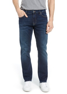 Mavi Jeans Zach Straight Leg Jeans (Deep Brushed Cashmere)