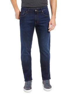 Mavi Jeans Zach Straight Leg Jeans (Deep Soft Move)