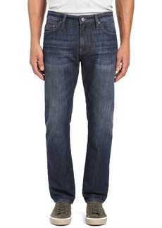 Mavi Jeans Zach Straight Leg Jeans (Deep Tonal New York)