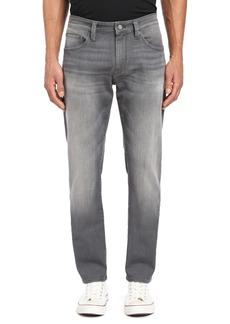 Mavi Jeans Zach Straight Leg Jeans (Light Grey Brooklyn)