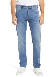 Mavi Jeans Zach Straight Leg Jeans (Light Super Move)