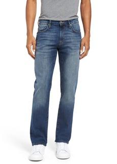 Mavi Jeans Zach Straight Leg Jeans (Mid Used Williamsburg)