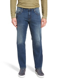 Mavi Jeans Zach Straight Leg Jeans (Mid Used Capitol Hill)