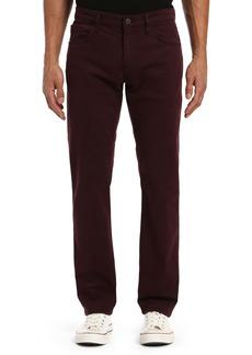 Mavi Jeans Zach Straight Leg Jeans (Rinse Williamsburg)