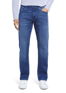 Mavi Jeans Zach Straight Leg Jeans (Shaded Athletic)