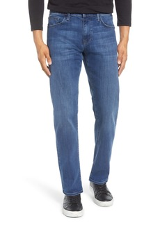 Mavi Jeans Zach Straight Leg Jeans (Sky Supermove)