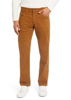 Mavi Jeans Zach Straight Leg Sateen Twill Pants