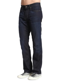 Mavi Marcus Rinse Brushed Williamsburg Slim-Straight Leg Jeans