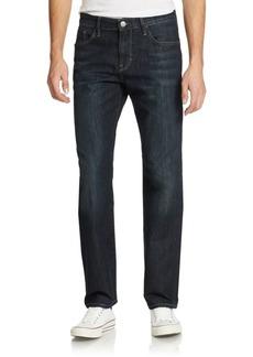 Mavi Matt Deep Stanford Relaxed Straight-Leg Jeans