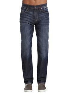 Mavi Zach Dark Maui Straight-Leg Jeans