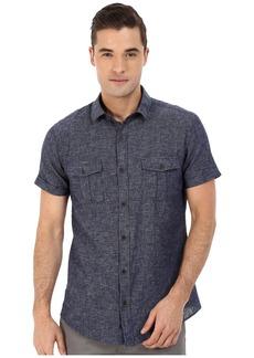 Mavi Short Sleeve Button Down Shirt