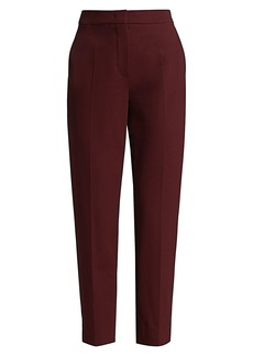 Max Mara 3Pegno Jersey Cropped Pants