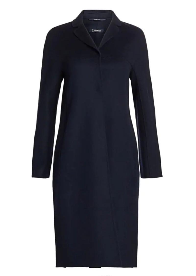 Max Mara Adanew Wool & Angora Coat