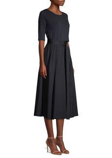 Max Mara Affine A-Line Dress