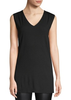 Max Mara Angora Sleeveless Top