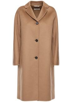 Max Mara Anna Double Wool Sablé Coat