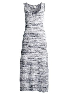Max Mara Biglia Marbeled Dress