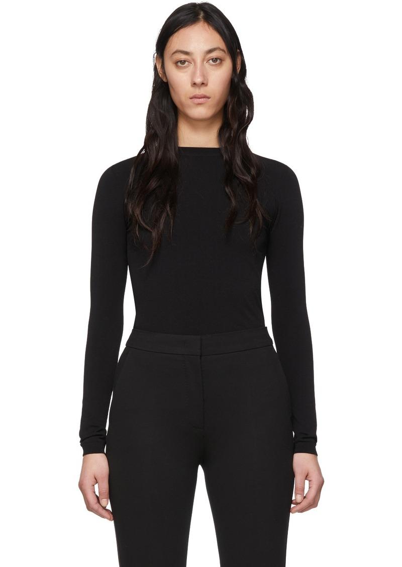 Max Mara Black Livorno Sweater