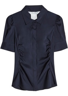 Max Mara Blouse with Silk and Wool