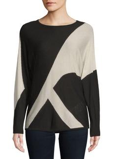 Max Mara Caracas Colorblock Sweater